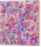 Candyland Wood Print