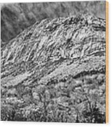 Cannon Cliffs Wind Wood Print