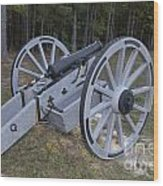 Cannon Ninety Six National Historic Site Wood Print
