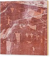 Canyon De Chelly 3 Wood Print