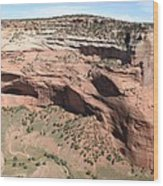 Canyon De Chelly I Wood Print