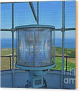Cape Cod Lighthouse View Wood Print