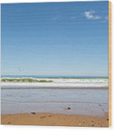 Cape Cod National Seashore Wood Print