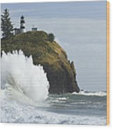 Cape Disappointment 3 A Wood Print