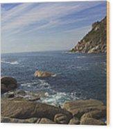Cape Escape Wood Print