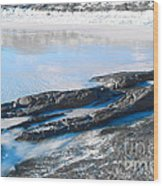 Cape Le Grand Coast Wood Print