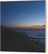 Cape Light 1 Wood Print
