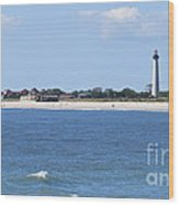 Cape May Point  Wood Print