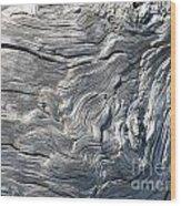 Cape Meares Driftwood Grain 001 Wood Print