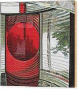 Cape Meares Light Wood Print