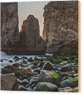 Cape Roca I Wood Print