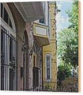 Capitol Hill4583 Wood Print