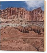 Capitol Reef Majesty Wood Print