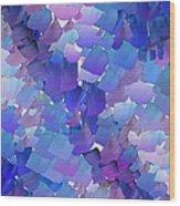 Capixart Abstract 92 Wood Print