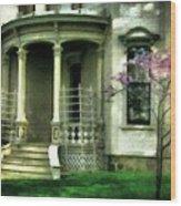 Cappon House Wood Print