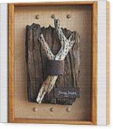 Captive Wood Print