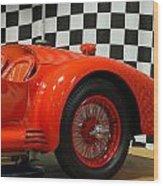 Car 274 Wood Print