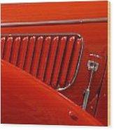 Car 276 Wood Print