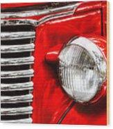 Car - Chevrolet Wood Print