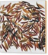 Caraway Seeds Wood Print