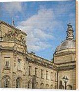 Cardiff City Hall Wood Print