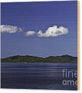 Caribbean Breeze Eleven Wood Print