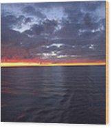 Caribbean Cruise - On Board Ship - 1212102 Wood Print