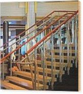 Caribbean Cruise - On Board Ship - 1212114 Wood Print