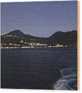 Caribbean Cruise - On Board Ship - 1212151 Wood Print