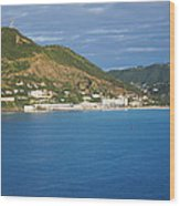 Caribbean Cruise - On Board Ship - 1212153 Wood Print