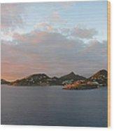 Caribbean Cruise - On Board Ship - 1212182 Wood Print