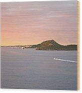 Caribbean Cruise - On Board Ship - 1212186 Wood Print