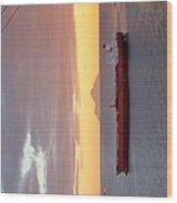 Caribbean Cruise - On Board Ship - 1212189 Wood Print