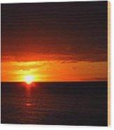 Caribbean Cruise - On Board Ship - 1212192 Wood Print