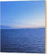 Caribbean Cruise - On Board Ship - 121220 Wood Print