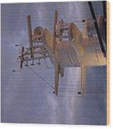 Caribbean Cruise - On Board Ship - 1212205 Wood Print