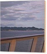 Caribbean Cruise - On Board Ship - 1212207 Wood Print