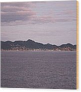 Caribbean Cruise - On Board Ship - 1212210 Wood Print