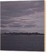 Caribbean Cruise - On Board Ship - 1212211 Wood Print