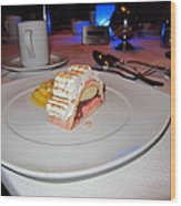 Caribbean Cruise - On Board Ship - 1212217 Wood Print