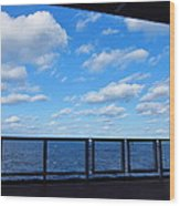 Caribbean Cruise - On Board Ship - 1212219 Wood Print