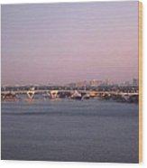 Caribbean Cruise - On Board Ship - 1212229 Wood Print