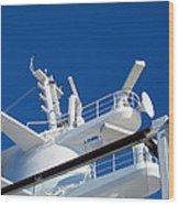 Caribbean Cruise - On Board Ship - 121263 Wood Print