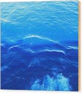 Caribbean Cruise - On Board Ship - 121292 Wood Print