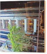Caribbean Cruise - On Board Ship - 121294 Wood Print