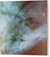 Carina Nebula #4 Wood Print