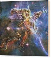 Carina Nebula 6 Wood Print