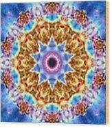 Carina Nebula I Wood Print