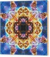 Carina Nebula V Wood Print