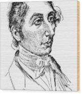 Carl Maria Von Weber (1786-1826) Wood Print